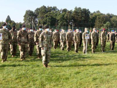 В Україні завершилось міжнародне українсько-американське військове навчання Rapid Trident 2020