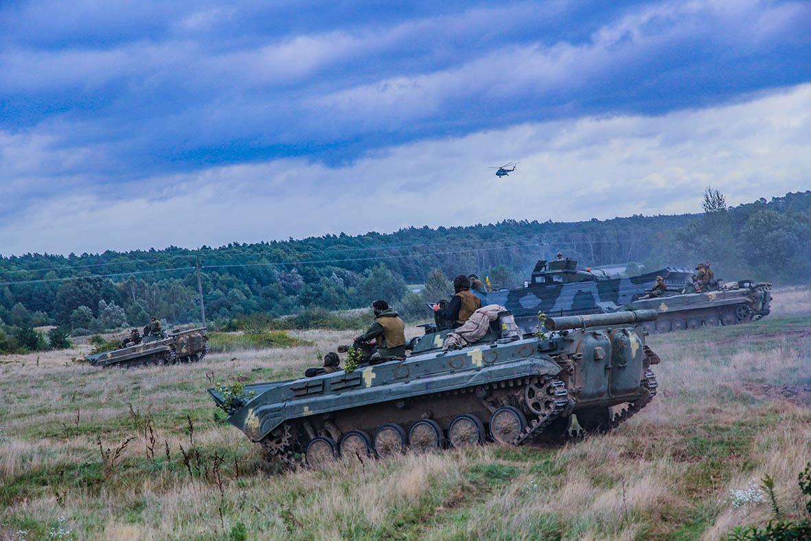 «Об'єднані зусилля 2020»: під час масштабних навчань буде відпрацьовано декілька сценаріїв захисту України