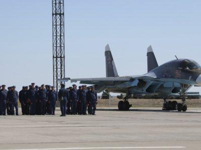 Навчання «Кавказ −2020»: В окупованому Криму Росія привела у боєготовність винищувачі