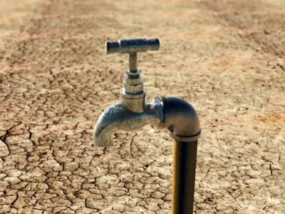 У 29 населених пунктах Криму висохли свердловини водопостачання