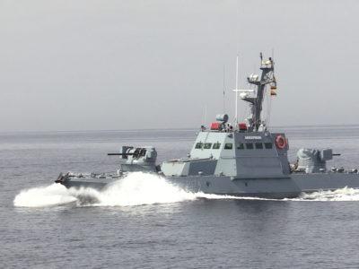 Катерна група вітчизняних ВМС завадила десантній операції умовного противника