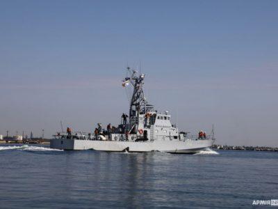 ВМС України отримають від США ще три патрульних катери класу «Айленд»