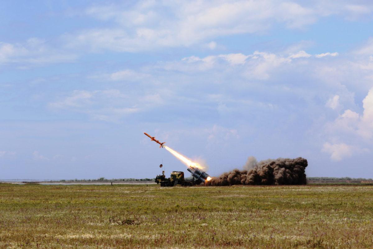 Наступного року ВМС України сформують три дивізіони берегового комплексу крилатих ракет наземного базування РК-360МЦ «Нептун»
