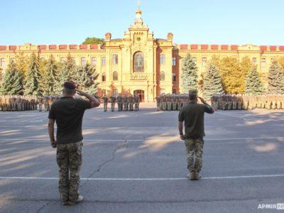 У Військовій академії (м. Одеса) навчатимуть за новими спеціальностями