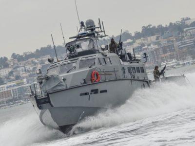США передадуть ВМС України безкоштовно шість новітніх патрульних катерів Mark VI