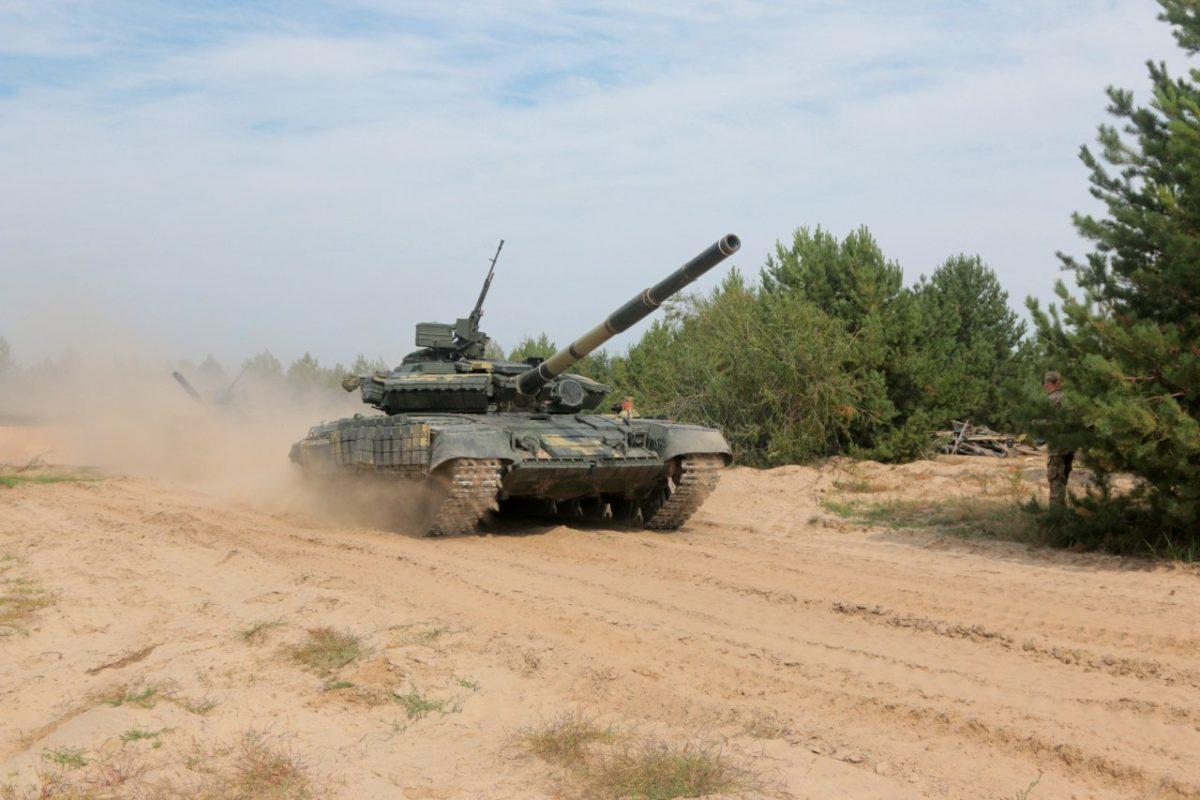 Т-64 – понад 50 років у строю