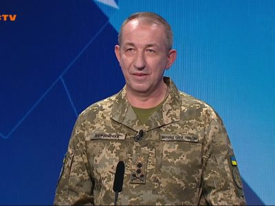«Порушення бойовиками режиму «тиші» має на меті дискредитацію домовленостей Тристоронньої контактної групи» – генерал-лейтенант Сергій Корнійчук
