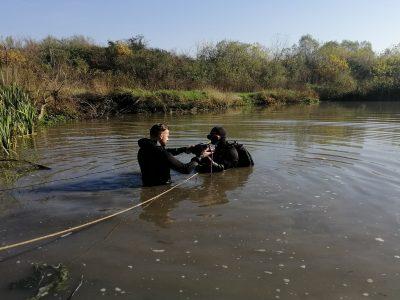 У Кам'янці-Подільському відбувся випуск водолазів-підривників