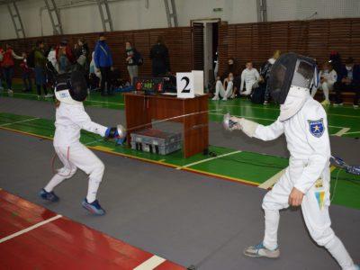 Юні фехтувальники змагались у Хмельницькому