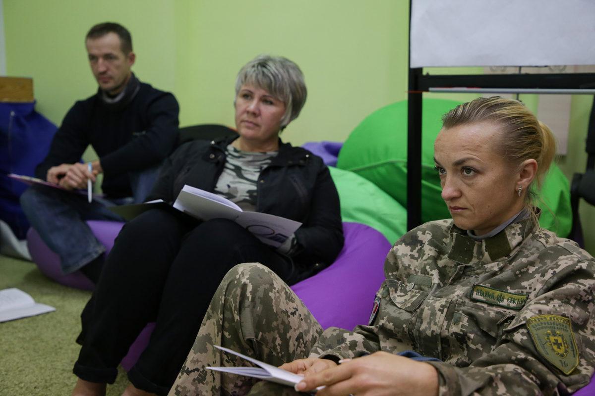 У Рівному учасників бойових дій навчатимуть, як розпочати власний бізнес