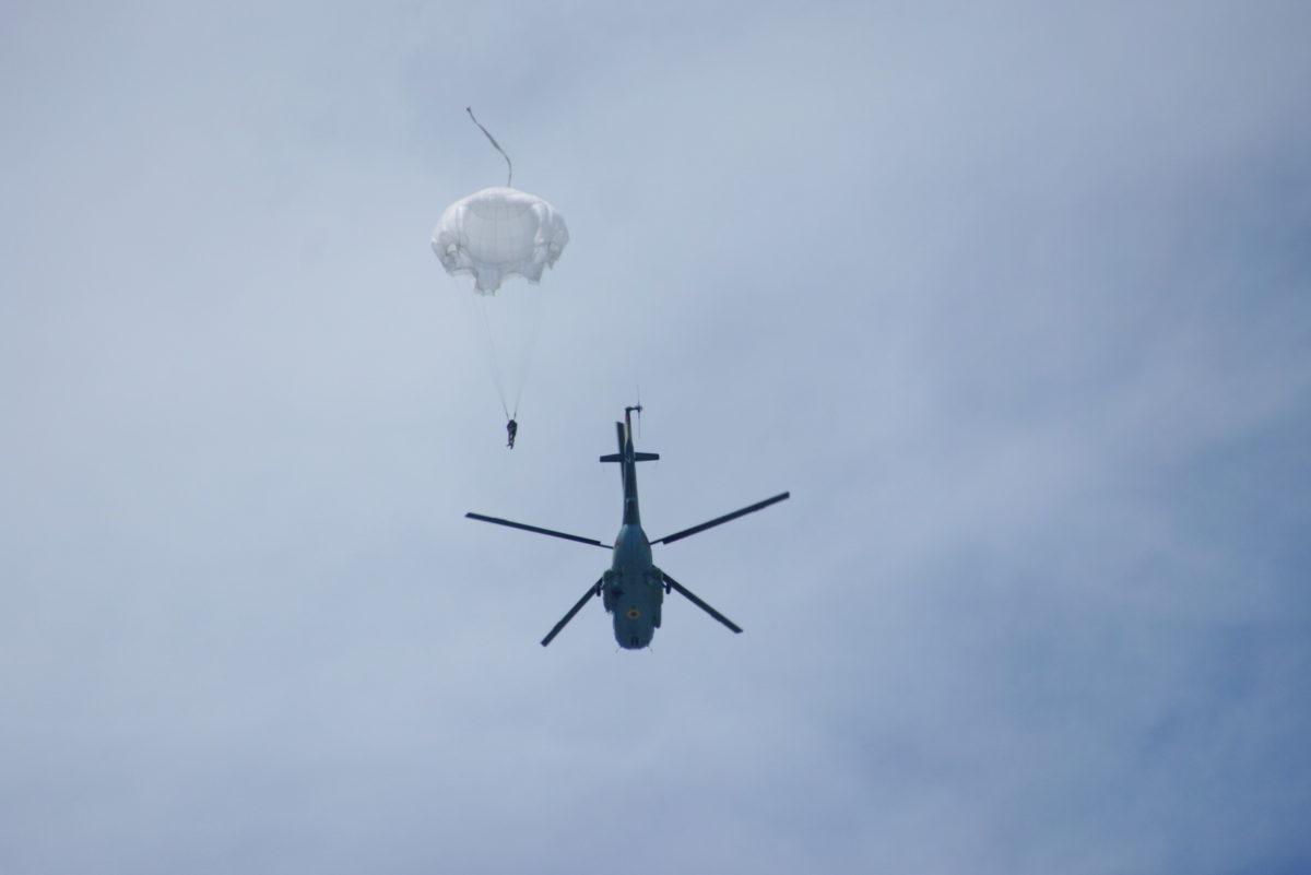 Курсанти-вертолітники отримали допуск до практичних польотів
