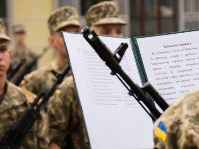 Понад пів тисячі юнаків з Житомирщини призвуть до війська