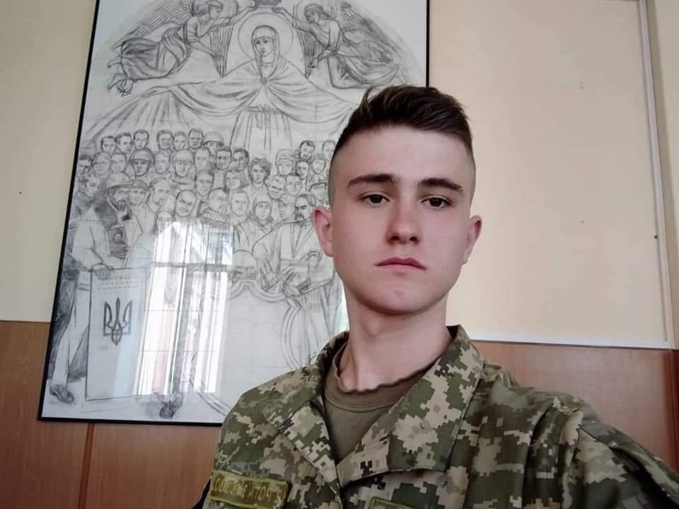 Син загиблого Героя України вирішив захищати українське небо!