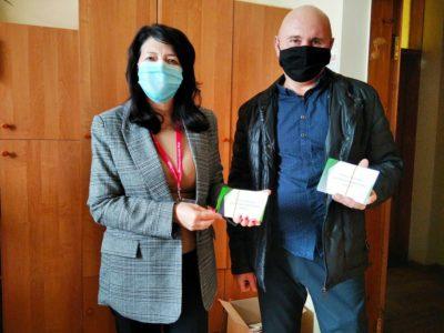 Волонтери та ветерани створили інтерактивну гру для школярів до Дня захисника України