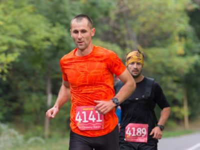 Офіцер ВМС – призер міжнародного марафону «Самоперевершення»