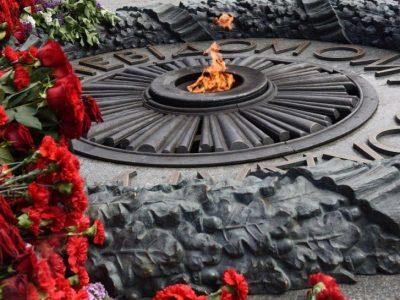 Сьогодні День вшанування пам'яті загиблих з нагоди 76-ї річниці вигнання нацистських окупантів з України