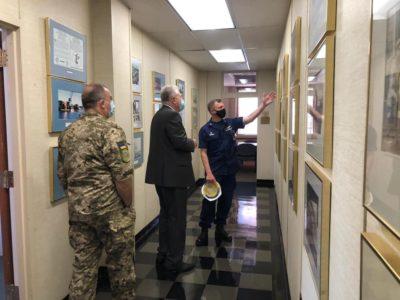 Як проходить техпідготовка другої партії катерів Island для ВМС ЗСУ пересвідчився Посол України у США