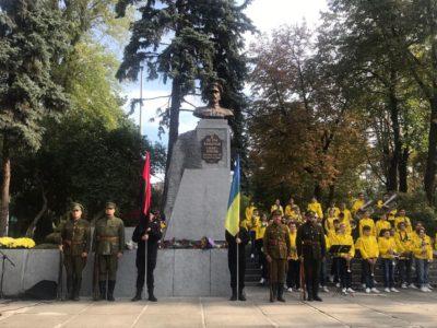 У Києві відкрили пам'ятник полковнику Армії УНР Петру Болбочану