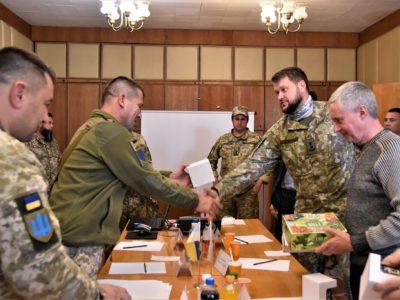 На Донеччині відбулась зустріч представників Командування Об'єднаних сил та делегації Республіки Литва