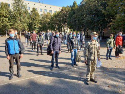 Розпочато звільнення в запас військовослужбовців, які вислужили встановлені строки