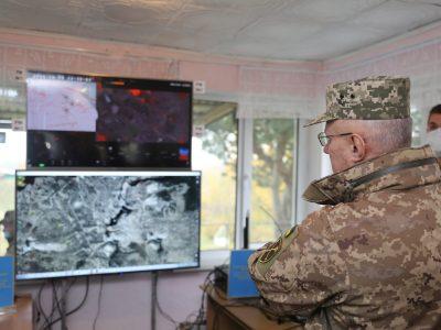 Головнокомандувач ЗСУ проконтролював навчально-тренувальні збори з протидії БПЛА