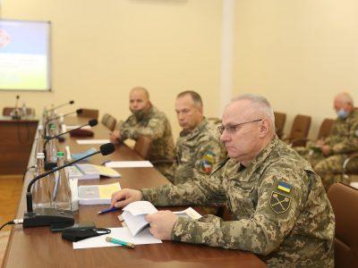 Головнокомандувач ЗС України відвідав Житомирський військовий інститут