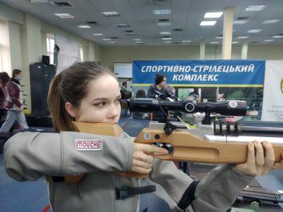 У Львові стартував відкритий чемпіонат України зі стрільби з пневматичної зброї