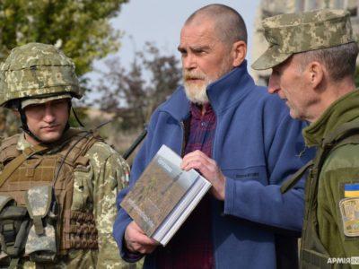 «Літопис російсько-української війни» вже на передовій