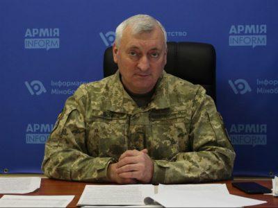 Начальник Головного управління персоналу ГШ ЗСУ:  «Ми готові в найкоротші терміни розгорнути необхідну кількість підрозділів тероборони для захисту нашої держави»