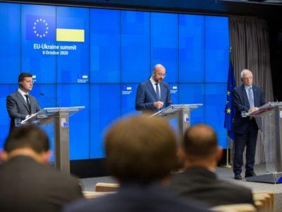 Україна чітко виконує всі критерії у межах безвізового режиму з ЄС – Володимир Зеленський