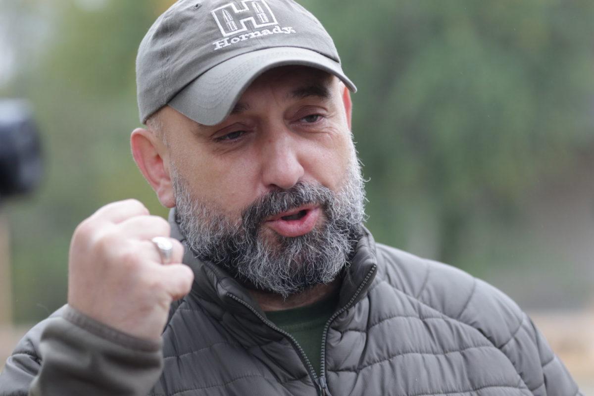 «Наш кулак може дати в носа будь-якому сильному ворогу, зокрема й Російській Федерації!» — Сергій Кривонос привітав тероборонців з професійним святом