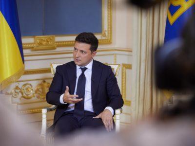 Вільна економічна зона на Донбасі є важливим елементом завершення війни – Президент