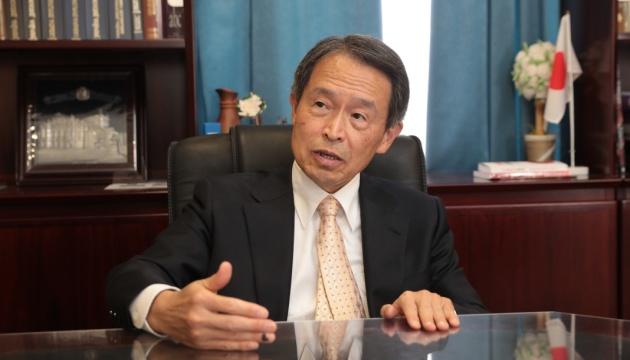 Японія проти повернення Росії до G7 – посол Японії в Україні Такаші Кураі