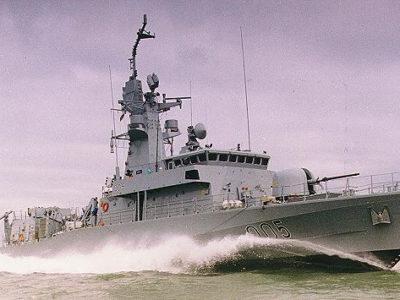 Бойовий склад ВМС України може поповнитися британськими ракетними катерами
