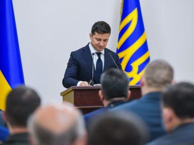 Президент України підписав Закон «Про розвідку»