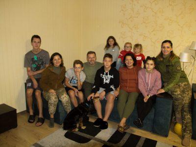 10 щастинок родини Печених