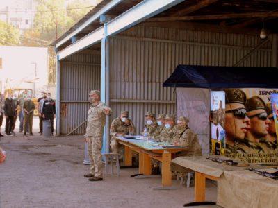 Дніпропетровщина під час осінньої призовної кампанії відправить до війська найбільшу кількість юнаків