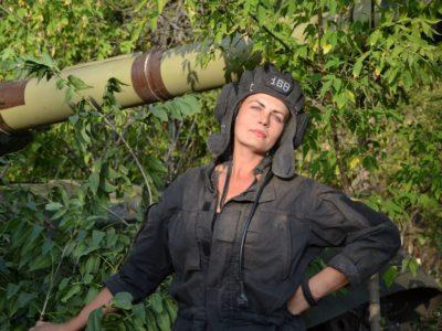 «Валькірія-войовниця» мріє повернутися у звільнений Луганськ