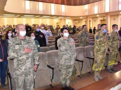 У Сєвєродонецьку врочисто подякували захисникам України