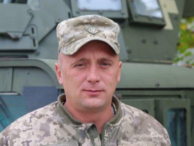 Як прапорщик Віталій Голомах вивозив МіГ-29 з окупованого Криму