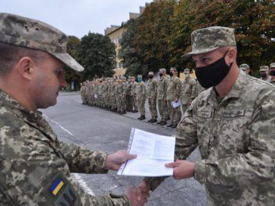 Офіцери запасу завершили курси перепідготовки на базі ВІТІ