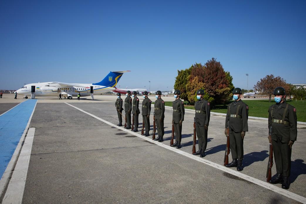 Україна − Туреччина: великий прорив у військово-технічному співробітництві