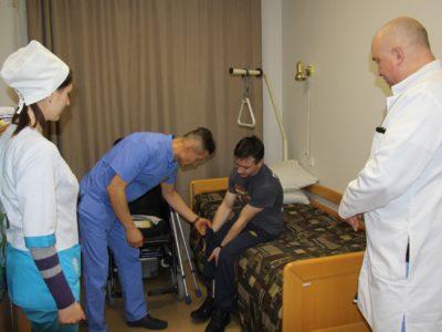 Реабілітаційно-лікувальні заходи в Ірпені відбуваються за стандартами країн-членів НАТО