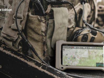 Компанія Samsung представила смартфон для військових Galaxy S20 Tactical Edition