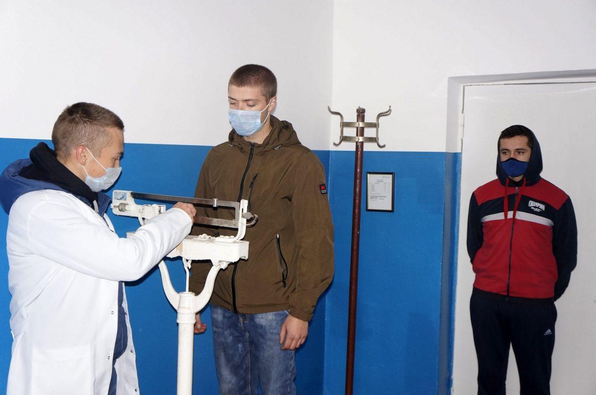 Призов строковиків на Харківщині: кожен другий – доброволець