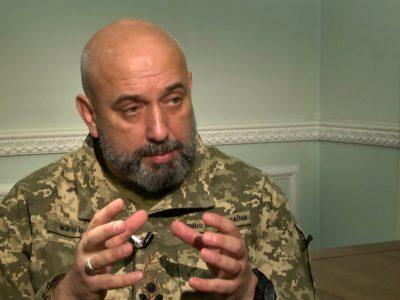 Військові тероборони повинні зберігати зброю вдома, – Сергій Кривонос назвав причини