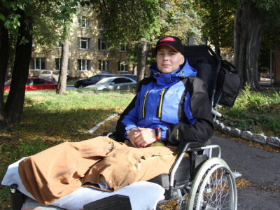 Сьогодні одну з трьох постраждалих внаслідок аварії слухачок військово-медичної академії направили на лікування до Німеччини