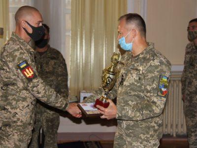 У Командуванні Сухопутних військ нагородили переможців конкурсу на найкращу артилерійську батарею