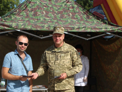 На Львівщині контрактниками комплектують насамперед ДШВ і бойові частини
