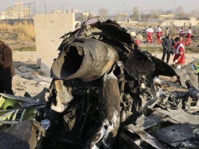 Україна вимагатиме від Ірану повної правової відповідальності за збитий пасажирський літак